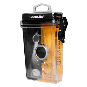 True Utility Locklite Pocket Flashlight