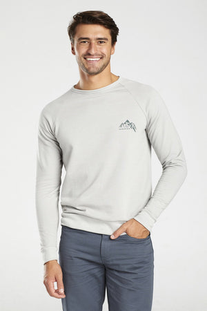 United By Blue Men's Adventure Mobile Fleece Pullover