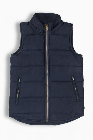 United By Blue Women's Shriver Hooded Vest
