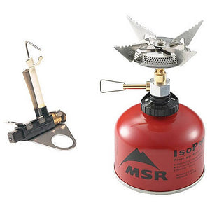 MSR Superfly Versatile Canister Camp Stove w/Autostart