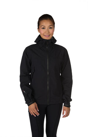 Westcomb Women's Fuse LT rain jacket - Waterproof Hardshell, Windproof,