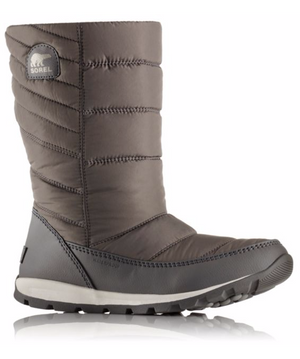Sorel Womens Whitney Mid Waterproof Insulated Winter Boots