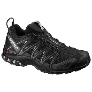 Salomon XA Pro 3D Wide Men's Shoe Black Size