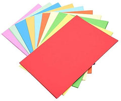 3Ace Crafts A4 Blank Cards and Paper - Multi-Purpose Paper or Cards for Various Art & Craft Activities - Approximately Size 210mm x 297mm