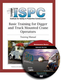 Basic Training for Digger & Truck Mounted Crane Operators