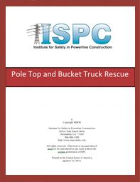 Pole Top and Bucket Truck Rescue Training Package