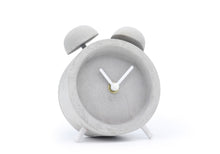 Load image into Gallery viewer, Driini Concrete Minimalist Shabby Chic Desk Clock 2