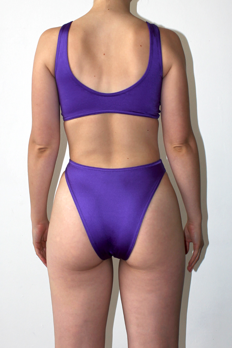 CRUZ BOTTOMS - MORADO