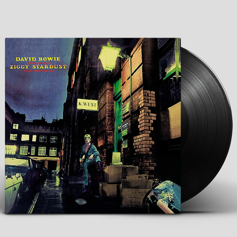 DAVID BOWIE - The Rise and Fall Of Ziggy Stardust | 180g VINYL LP | NEW SEALED |