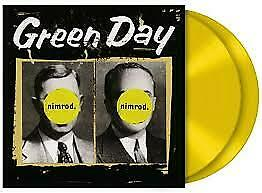 GREEN DAY ‎– Nimrod | 2 x Yellow/Etched Vinyl LP | New & Sealed