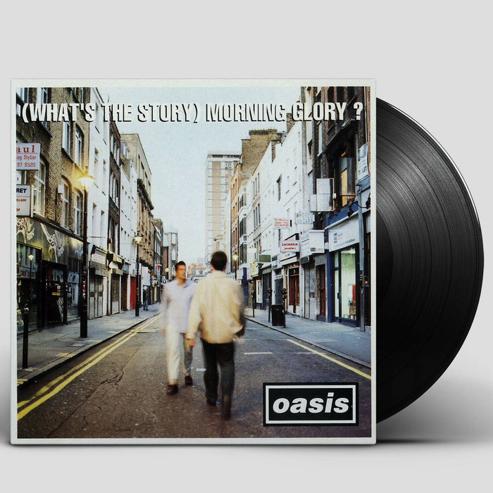 Oasis - (What's The Story) Morning Glory | 2 x 180gram Vinyl LP | New & Sealed