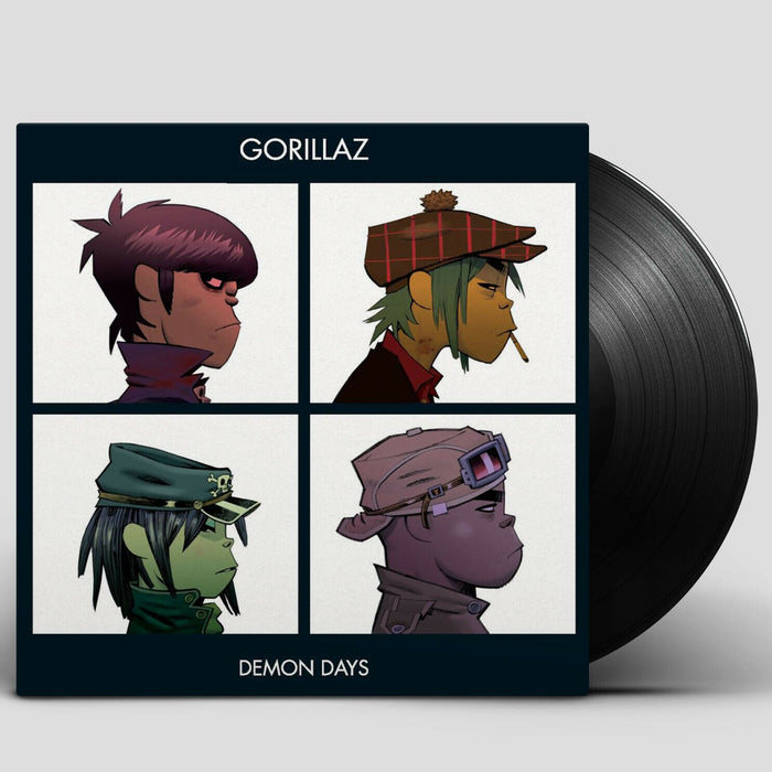 Gorillaz - Demon Days | 2 x Vinyl LP | New & Sealed |