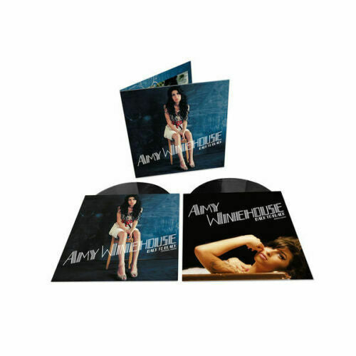 AMY WINEHOUSE - BACK TO BLACK DELUXE EDITION | VINYL SET | HALF-SPEED MASTER