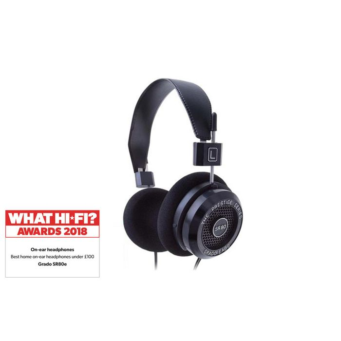 Grado SR80e - On Ear Open Back Headphones