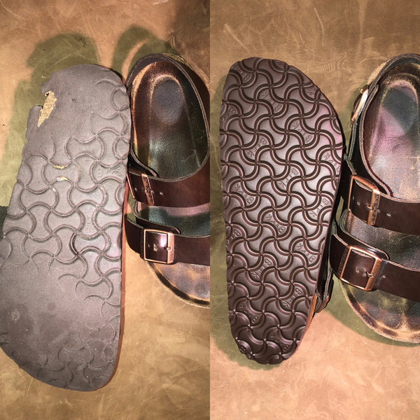 Birkenstock Resole YouTube Video