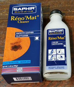 Saphir Reno'Mat Leather Cleaner