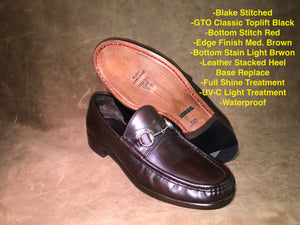 Cobblers Plus House Leather Full Soles