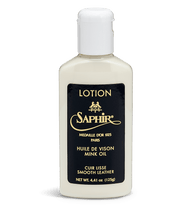 Load image into Gallery viewer, Saphir Medaille d'Or Leather Lotion 4.20oz