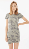 Generation Love Camo Dress - Last One - Size S