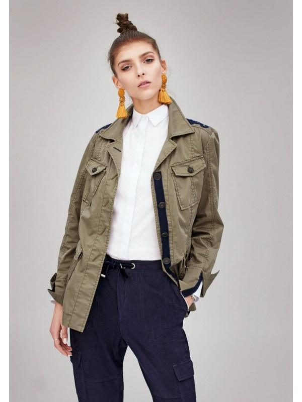 Riani Short Trench Jacket