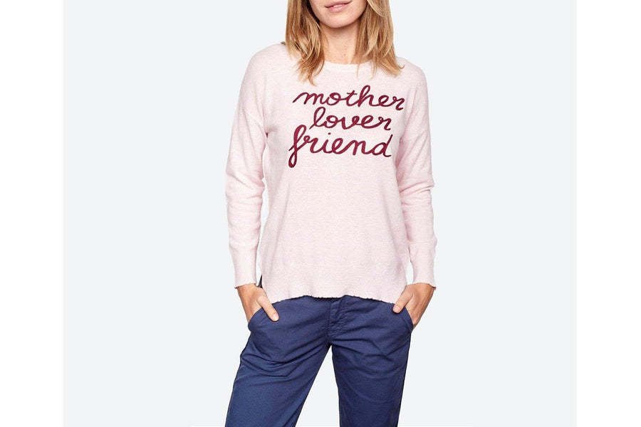 Sundry Mother Lover Friend Sweater