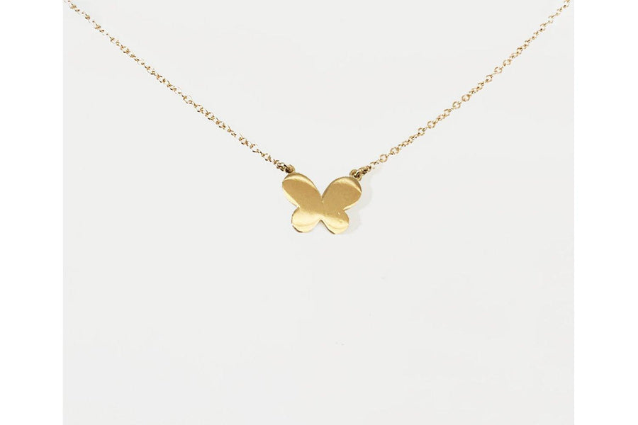 The Right Hand Gal Baby Butterfly Necklace