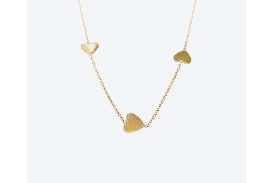 The Right Hand Gal Follow Your Heart Necklace