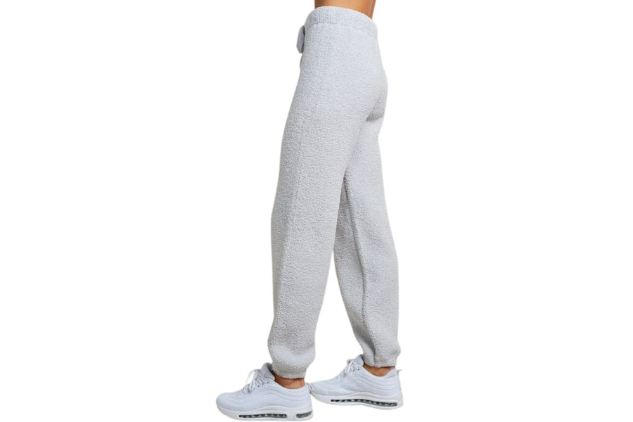 CT Exclusive Fuzzy Pants in Grey