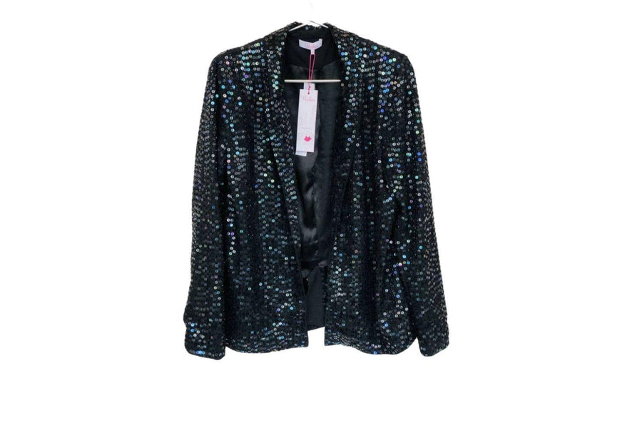 Parker Tabitha Sequin Jacket - Carriage Trade Shop