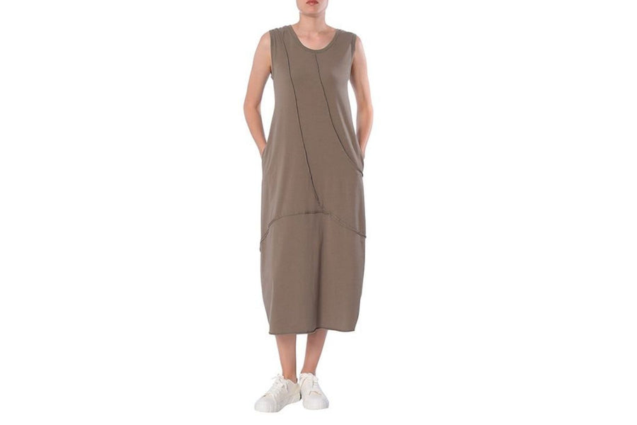 Crea Khaki Dress