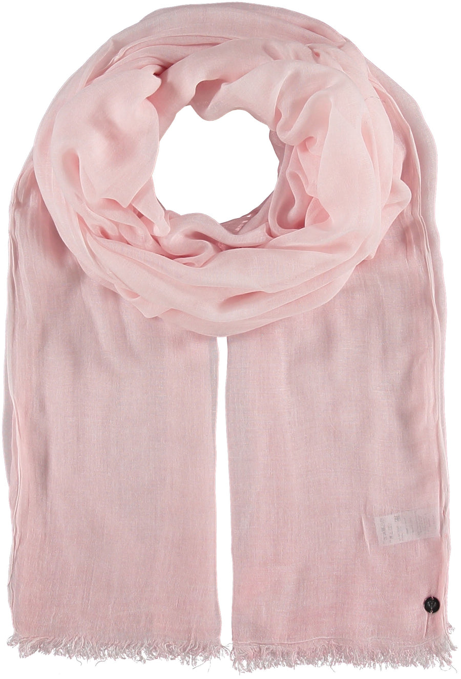 Fraas Viscose Stole Scarf in Tearose