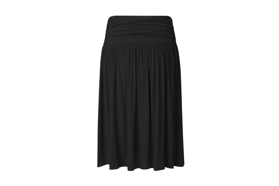 Rosemunde Black Skirt