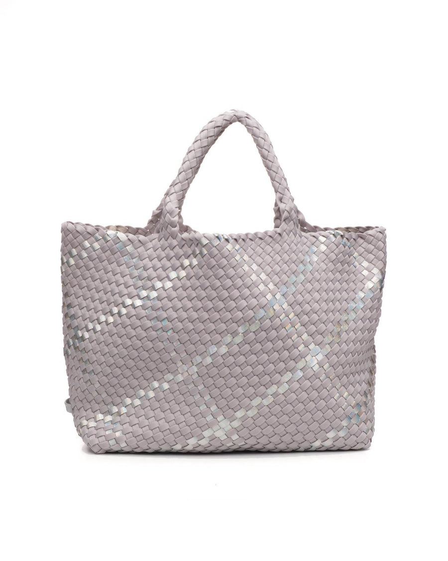 Naghedi St.Barths Small Tote Bag in Oyster