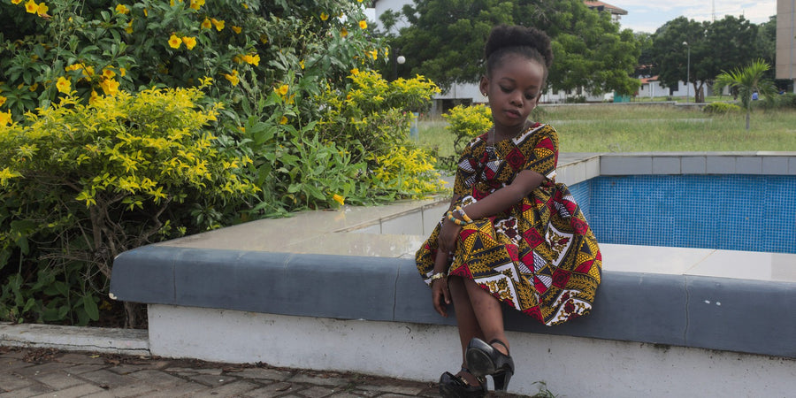 Explore Africa Clothing_ Dresses for girls