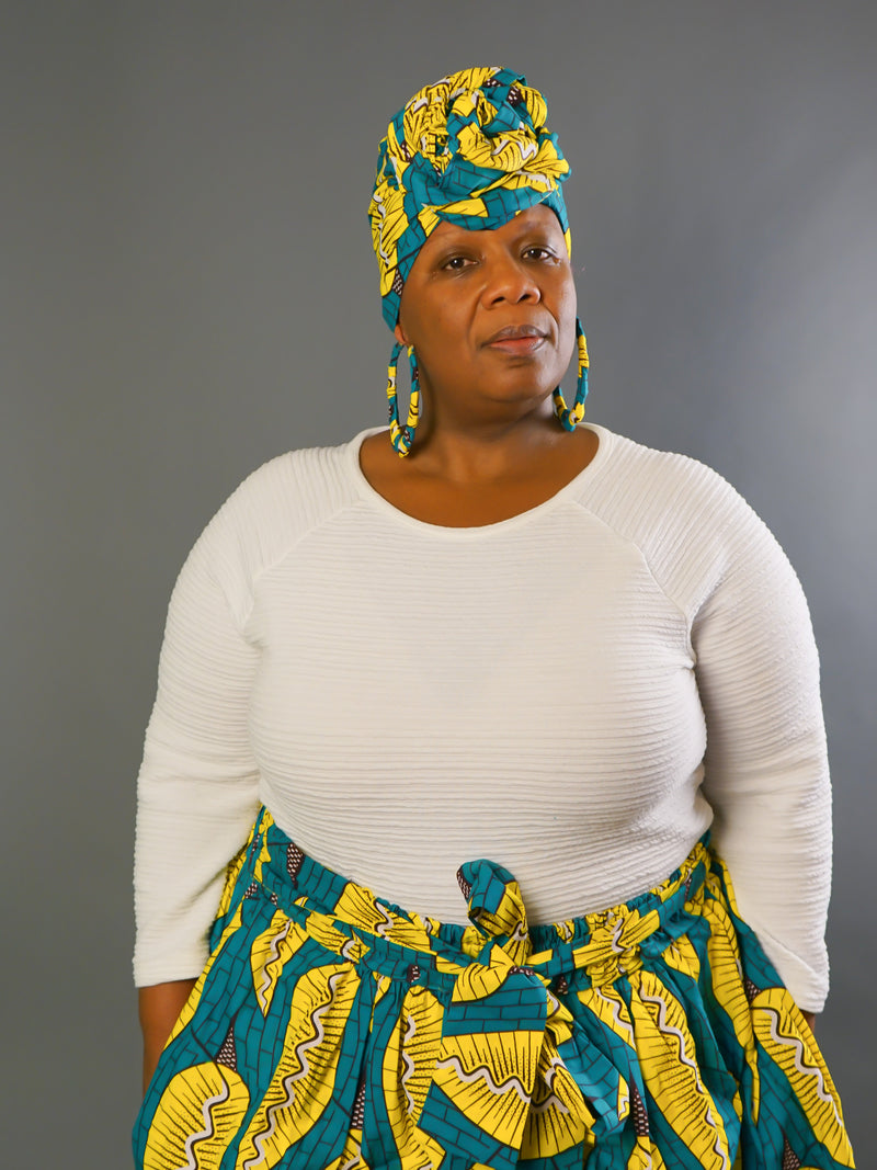 African Clothing: African Women Skirt