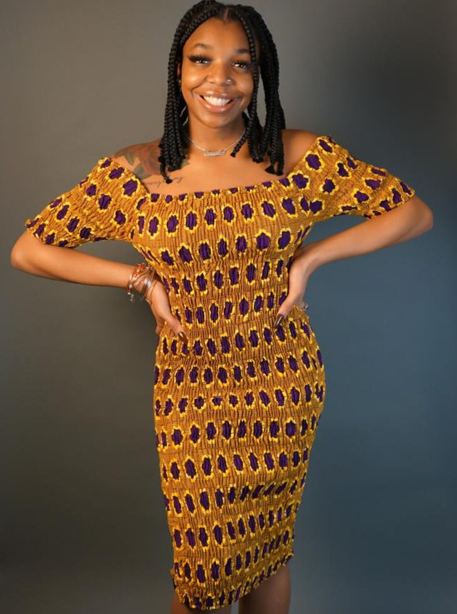 ExploreAfrica African clothing: African Women Dress
