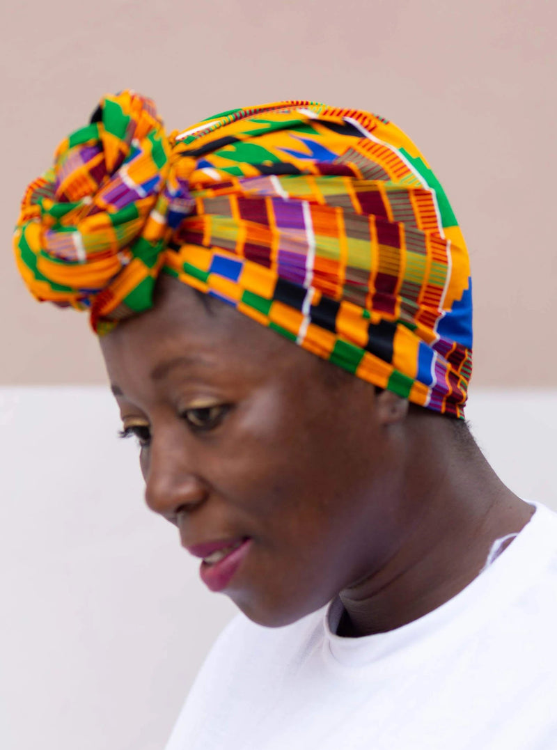 African Clothing Head Wrap