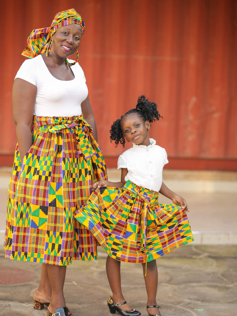 African Clothing Women Skirt
