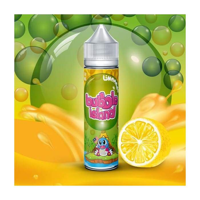 Bubble Island Lemonade E-Liquid
