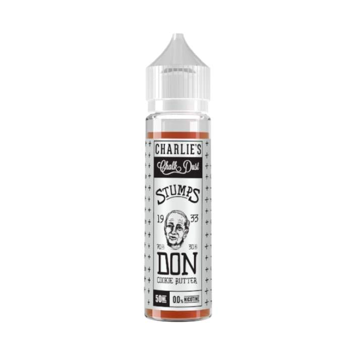 Charlie's Chalk Dust Don E-Liquid