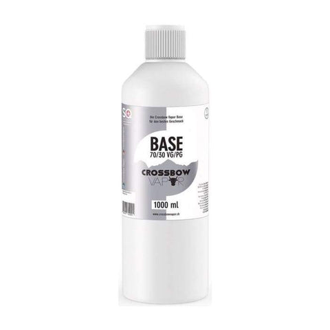 Crossbow Vapor Base 70VG/30PG 1000ml