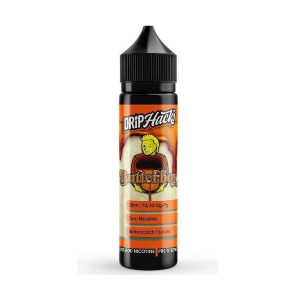 Drip Hacks Butterboy E-Liquid