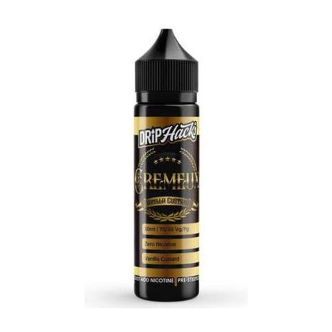 Drip Hacks Cremeux E-Liquid