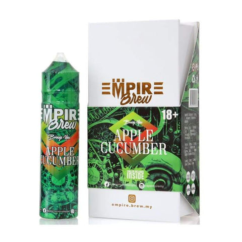 Empire Brew Apple Cucumber E-Liquid