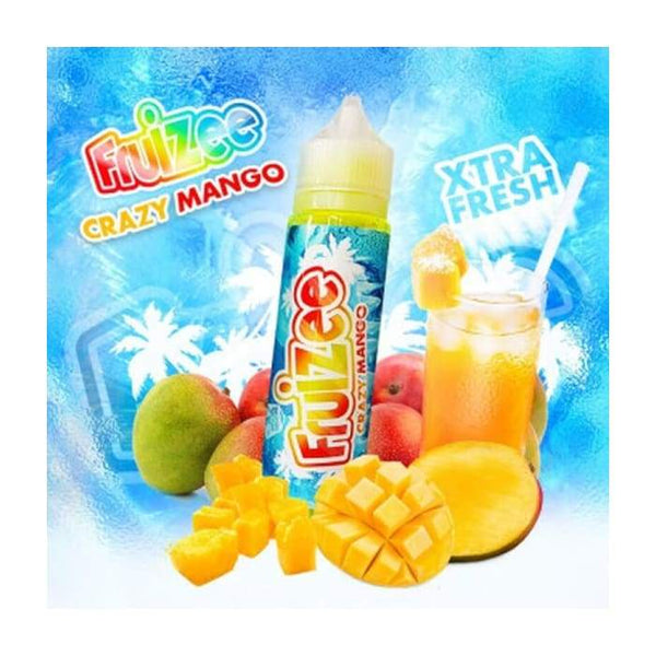 Fruizee Crazy Mango E-Liquid