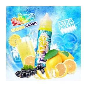 Fruizee Lemon Blackcurrant E-Liquid