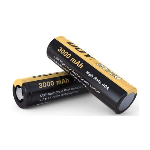 Image of IJoy 20700 3000mAh 40A high drain Akku