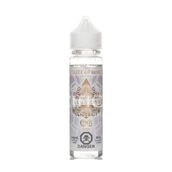 Illusions Vapor Taste of God OG E-Liquid