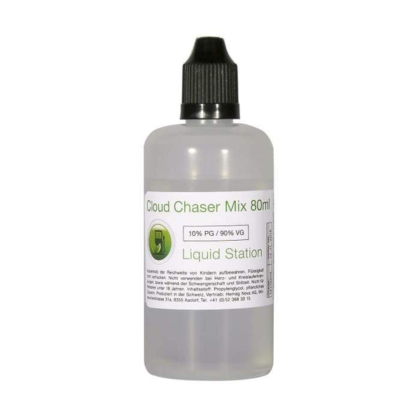 Liquid Station Base Cloud Chaser Mix 90VG/10PG 80ml