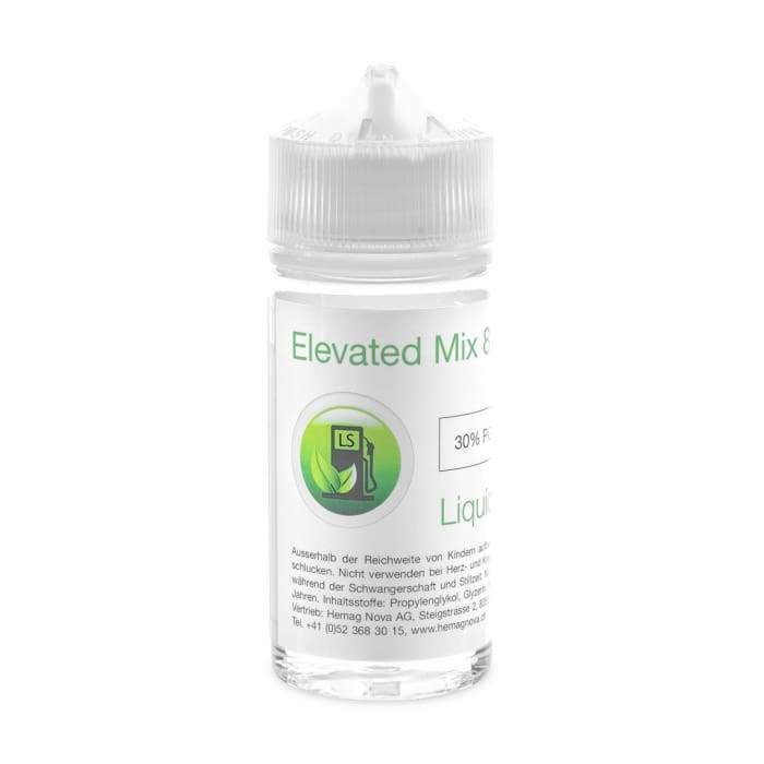 Liquid Station Base Elevated Mix 70VG/30PG 80ml